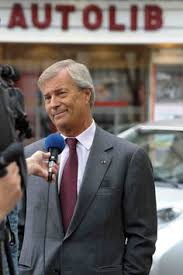 Vincent Bolloré younger photo one at pinterest.com