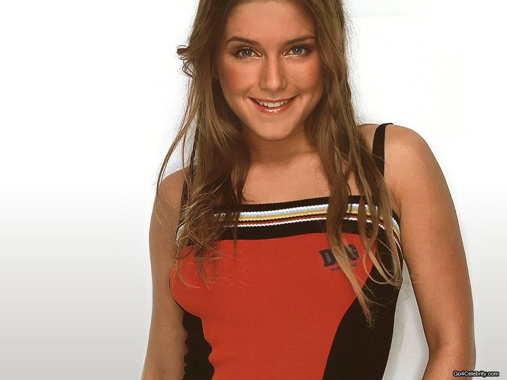 Jeanette Biedermann jüngeres Foto eins bei go4celebrity.com