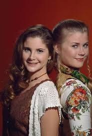 Alison Sweeney childhood photo one at Pinterest.com