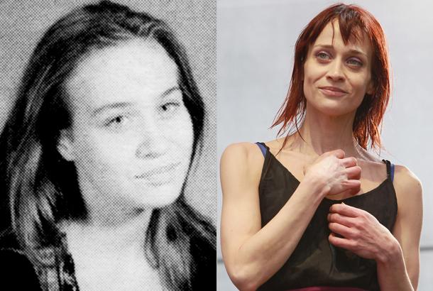 Fiona Apple jaarboek foto een via Snakkle.com at Snakkle.com
