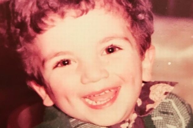 Peter Andre childhood photo one at Mirror.co.uk