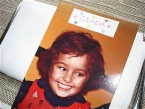 Giada de Laurentiis childhood photo three at Blog.tinyprints.com