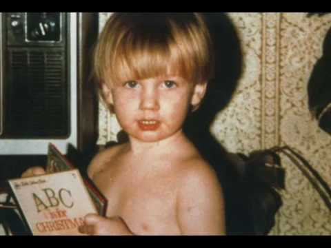 Nick Carter childhood photo one at Youtube.com