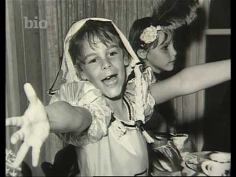 Jamie Lee Curtis childhood photo one at youtube.com