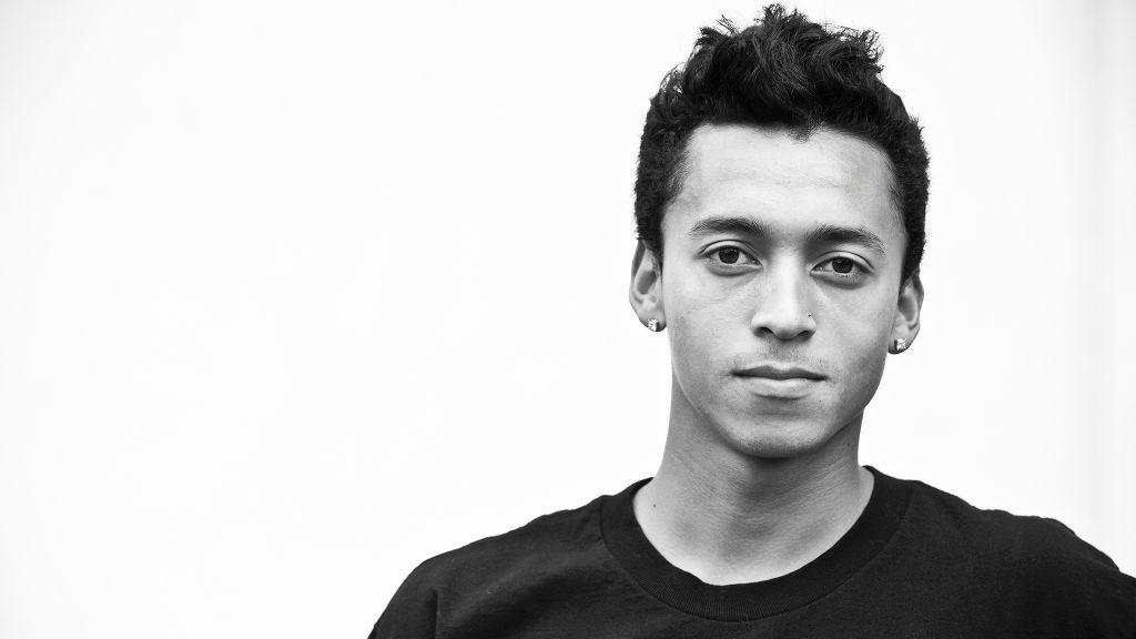 Nyjah Huston - de coole en schattige sporter met Afro-Amerikaans roots in 2021