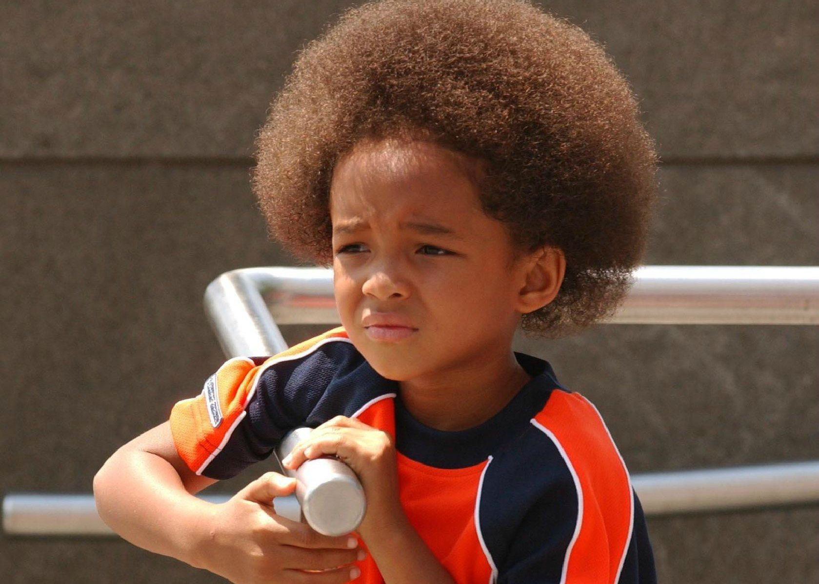 Jaden Smith childhood photo  at Sheknows.com