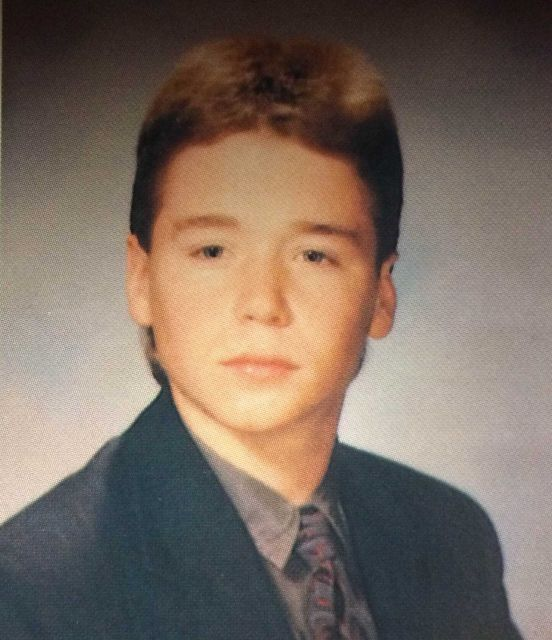 Kevin Connolly, foto de infancia uno en newsday.com