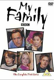 Rupert Evans primo film: My Family
