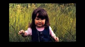 Ellie Goulding childhood photo two at youtube.com