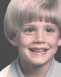 Jensen Ackles childhood photo two at pinterest.com
