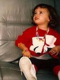 Torrey Devitto childhood photo two at pinterest.com
