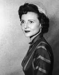 Betty White younger photo one at biography.com