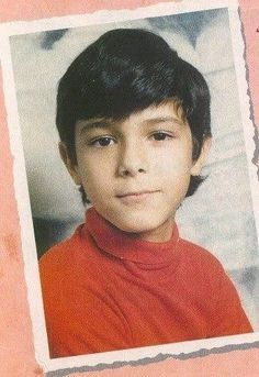 Alejandro Sanz childhood photo one at pinterest.com