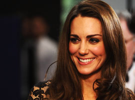 The Queen Gives Kate Middleton Lessons In Being Royal