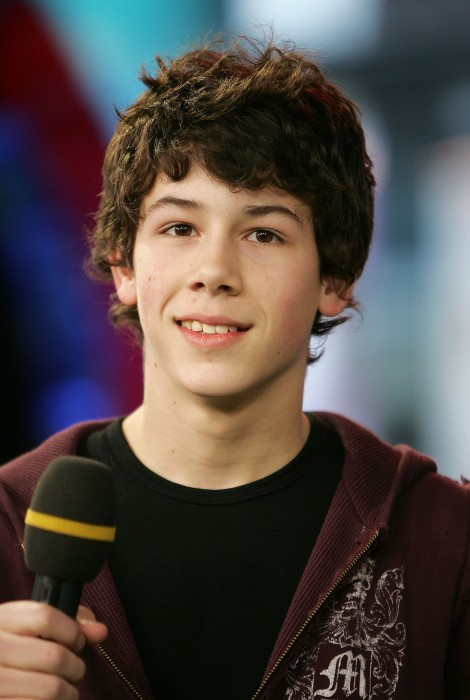 Nick Jonas childhood photo  at Inquisitr.com