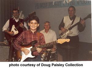 Brad Paisley kindertijd foto een via Chapter16.org