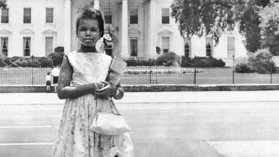 Condoleezza Rice, foto de infância um em npr.org