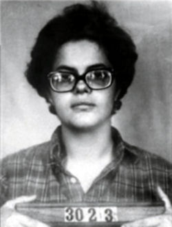 Dilma Rousseff yearbook photo one at globalsecurity.org at globalsecurity.org