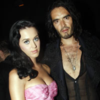 Katy Perry And Russell Brand Marry