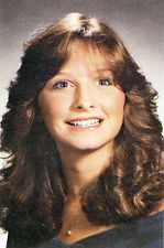 Calista Flockhart yearbook photo one at ebay.ca at ebay.ca
