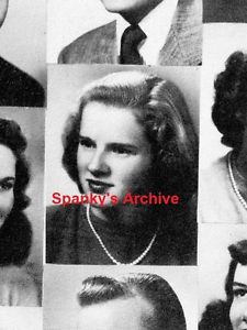 Debbie Reynolds yearbook photo one at Pinterest.com at Pinterest.com