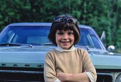 Sarah Palin childhood photo two at Pinterest.com