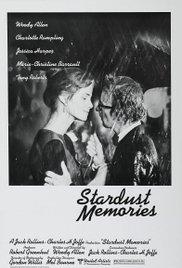 Sharon Stone first movie: Stardust Memories