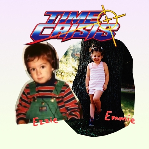 Ezra Koenig childhood photo one at teamvampireweekend.com
