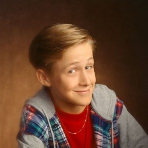 Ryan Gosling childhood photo two at Crushable.com