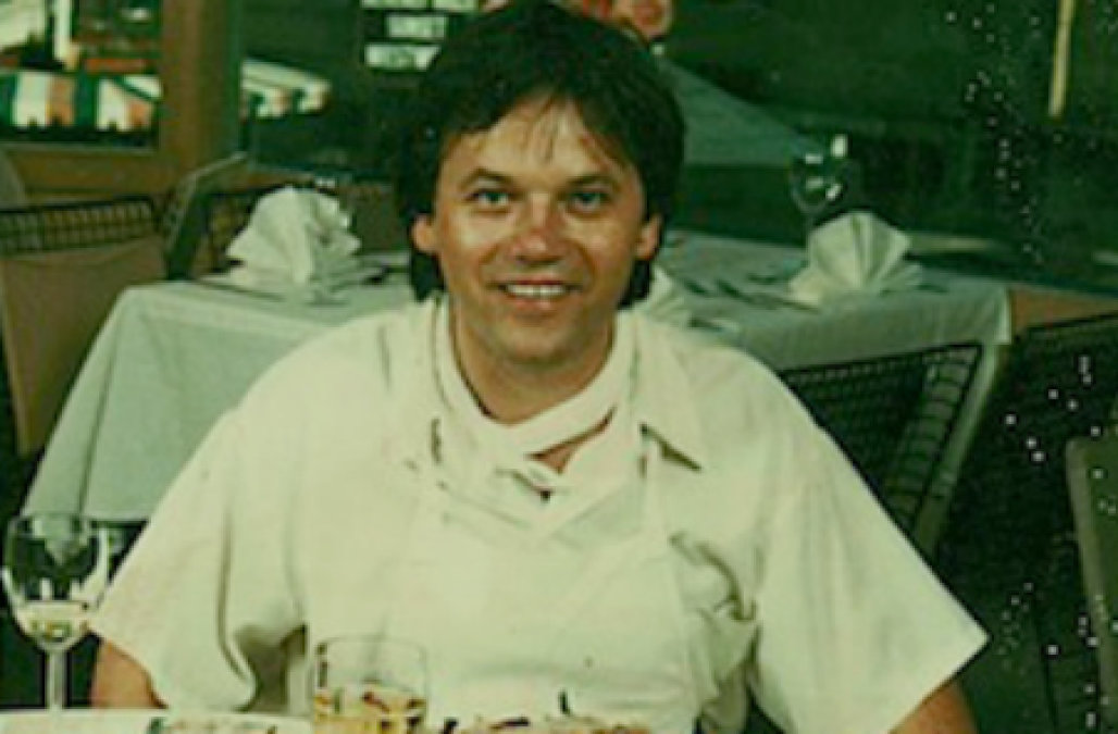 Wolfgang Puck younger photo one at aol.com