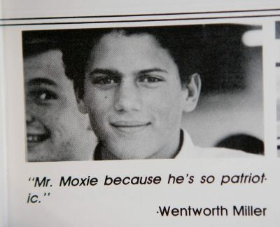 Wentworth Miller photo d