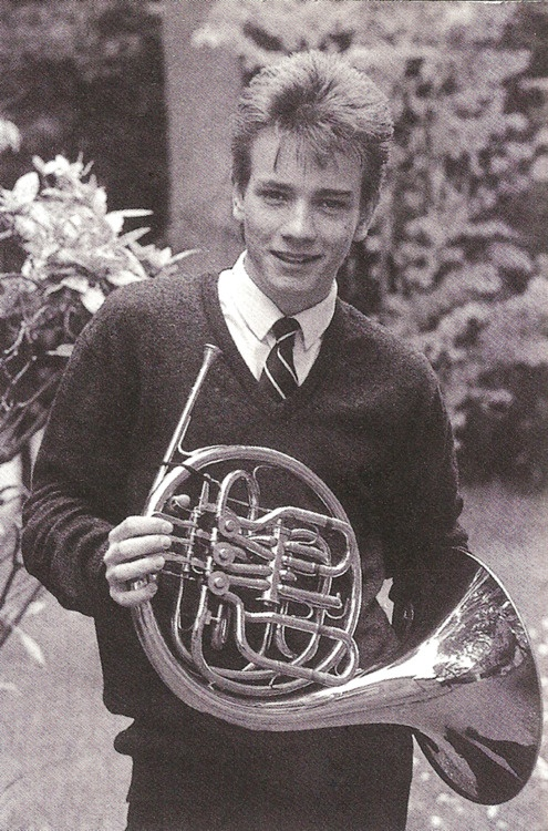 Ewan Mcgregor childhood photo one at Pinterest.com
