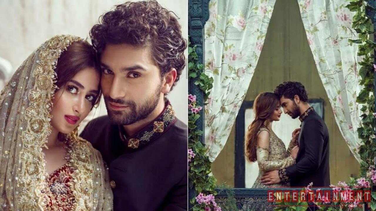 Sajal Ali And Ahad Raza Mir Upcoming Movie Series 2020