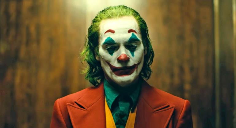 joker winning movies at the Venice film festival