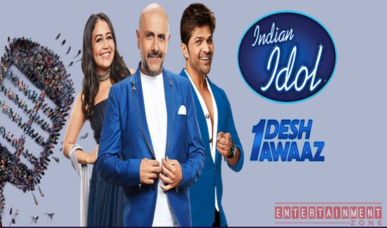 Indian Idol Season 12 Sony