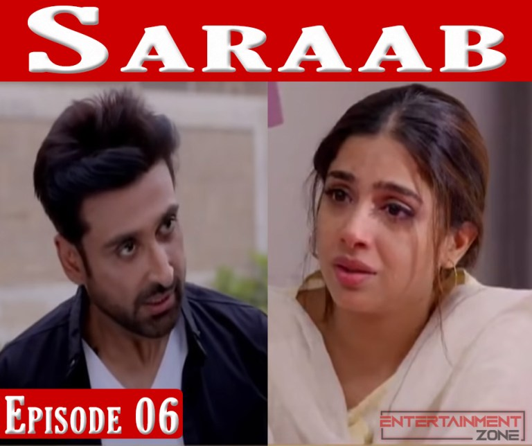 Saraab Episode 6