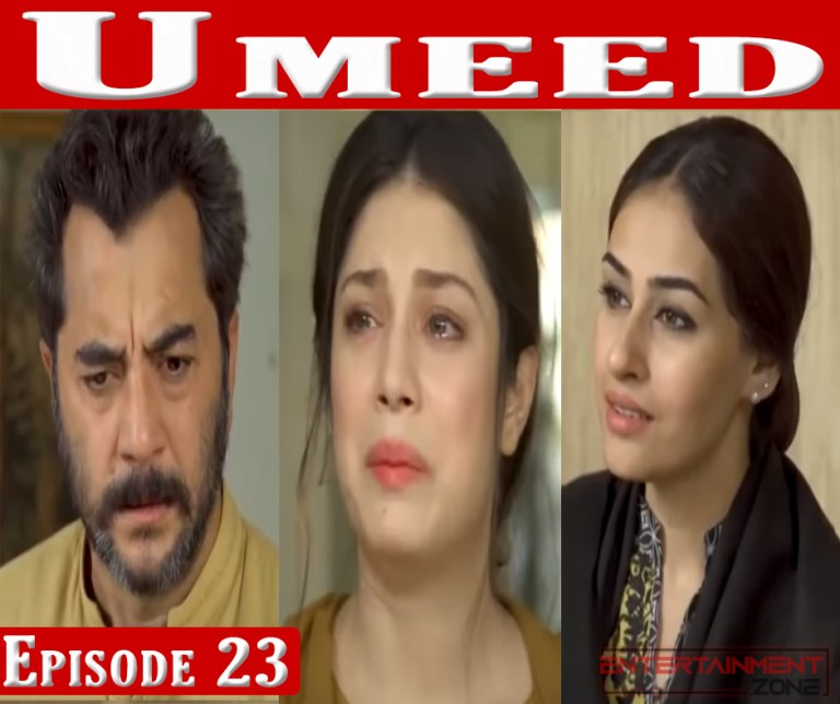 Umeed Episode 23