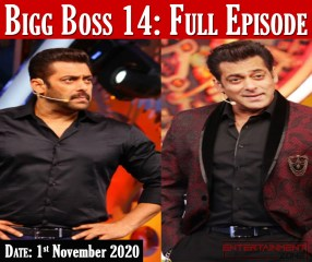 Bigg Boss Season 14 Full Episode