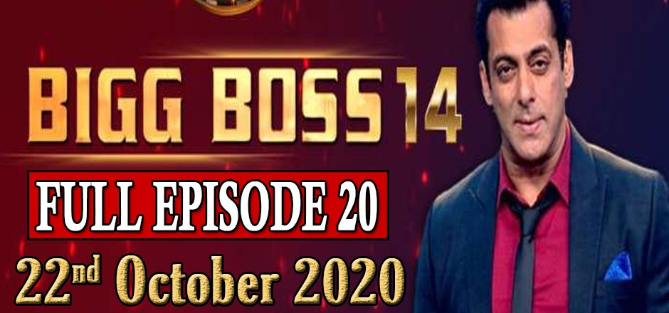 Bigg Boss 14 Episode 20