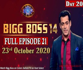 Bigg Boss 14 Episode 21