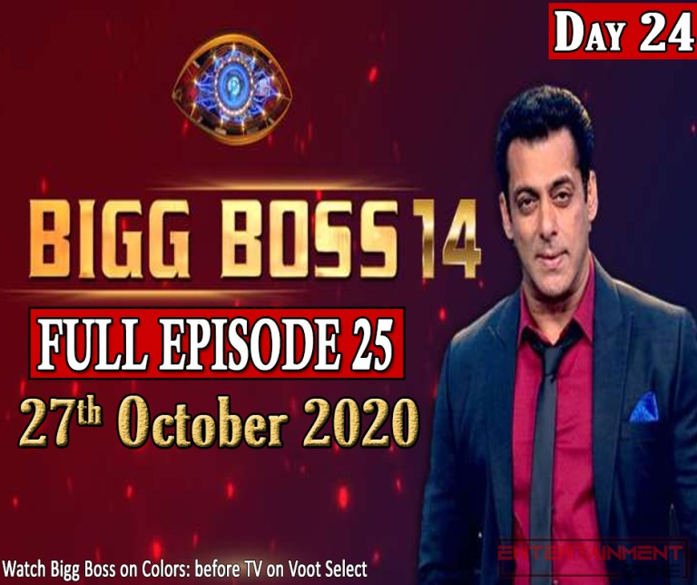 Bigg Boss 14 Today Episode