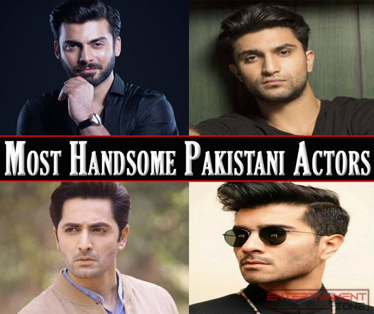 Pakistani Handsome Actors