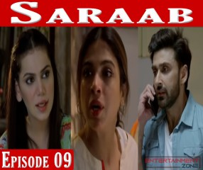 Saraab Episode 9