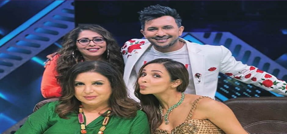 India Best Dancer Farah Khan