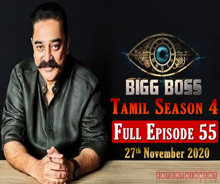 Bigg Boss 4 Tamil Episode 55