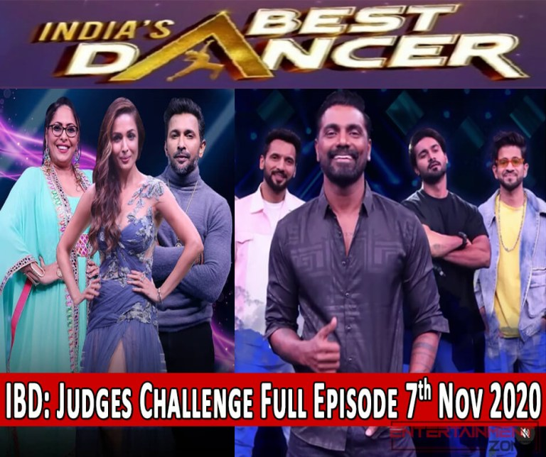 India's Best Dancer Ep 43