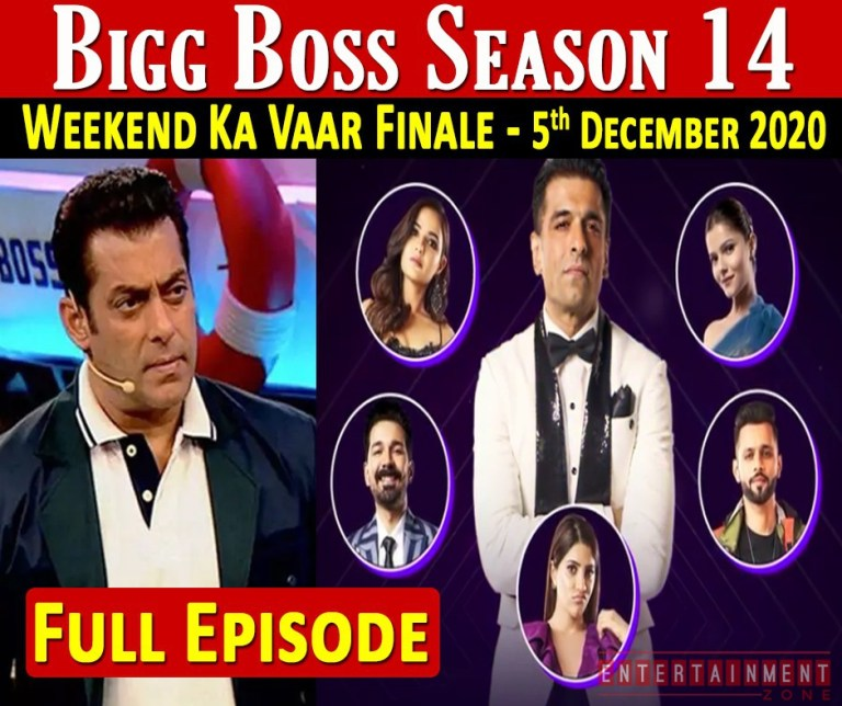 Bigg Boss 14 Finale Weekend