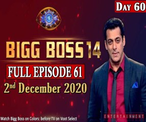 Bigg Boss 14 Online Episode