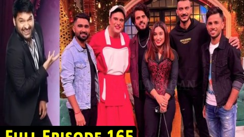 The Kapil Sharma Show Episode 165