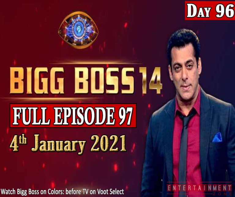 Bigg Boss 14 Episode 97